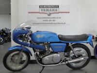 1973 NORTON COMMANDO 745CC RECENT RESTORATION GREAT USUABLE BRITISH CLASSIC