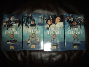 Horatio Hornblower all 8 films on 8 VHS tapes for Canada/US VCRs Windsor Region Ontario image 3