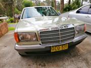 1982 Mercedes Benz 280se Catalina Eurobodalla Area Preview