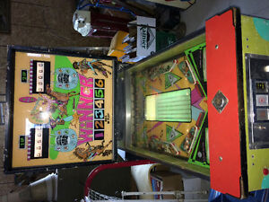 2 Pinball Machines Up For Auction This Weekend