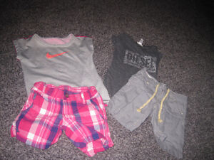 size 5/6 clothes most new