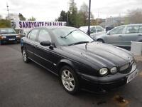 Jaguar X-TYPE 2.0D 2006MY Sport