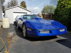 Chevrolet Corvette Targa (GRAND SPORT BLUE!!!)