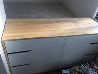 Ikea chest of 6 drawers