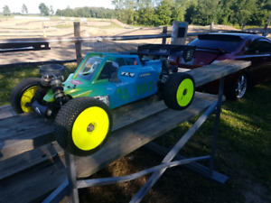 Tlr 5ive-b ready for 5th scale Nats