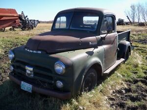 FOR SALE: 1951 Fargo 1/2 ton Truck