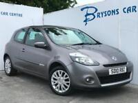2010 10 Renault Clio 1.2 16v ( 75bhp ) Dynamique Tom Tom for sale in AYRSHIRE