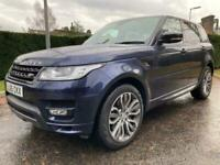 2016 Land Rover Range Rover Sport 5.0 V8 Supercharged Autobiography Dynamic 4X4