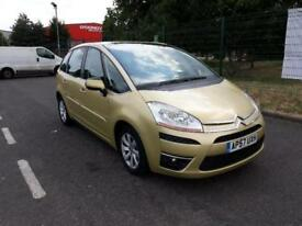 2008 Citroen C4 Picasso 1.6 HDi VTR+ EGS 5dr