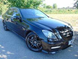 2009 Mercedes Benz E Class 6.2 E63 AMG 7G Tronic 4dr AMG Luxury Performance ...