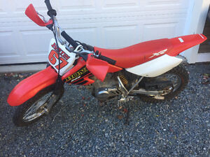 FS 2001 Honda XR80 Amazing Shape