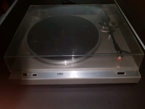 C.E.C ST 110 Turntable