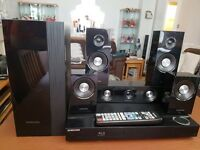 Samsung Blu-Ray Surround Sound System