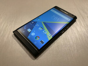 BlackBerry PRIV 32GB Black - ANDROID - UNLOCKED - 10/10 - SALE