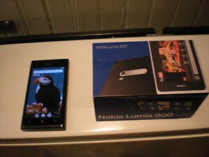 Nokia Lumina 900