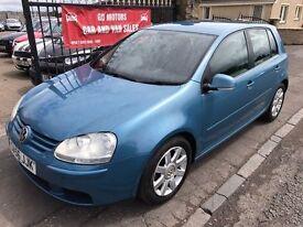 2006 (56) VW GOLF 1.9 TDI SPORT, 1 YEAR MOT, WARRANTY, NOT ASTRA A3 MEGANE V40 FOCUS 308