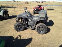 2008 can am renegage 800 x