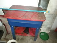 20 Gallon parts washer.