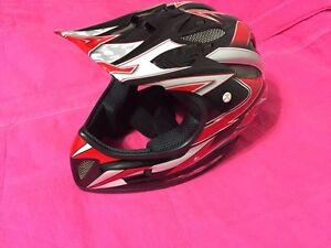Dirt Bike Style BICYCLE Helmet