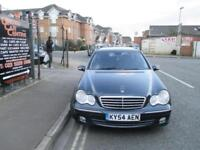 Mercedes-Benz C Class 2.1TD C220 CDI Avantgarde SE Estate 5d 2148cc auto