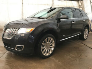 2012 Lincoln MKX AWD 3.7L