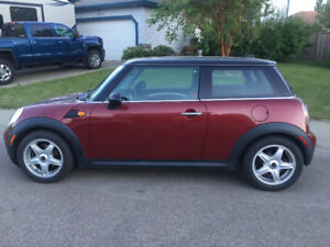 2007 MINI COOPER LETHERETT AUTOMATIC 4CYL 4PASS V/CLEAN ACTIVE