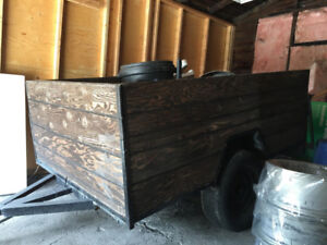 Utility Trailer Excellent Condition