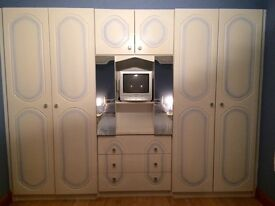Bedroom built in wardrobes for sale