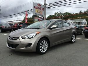 2011 Hyundai Elantra GL   FREE 1 YEAR PREMIUM WARRANTY INCLUDED!