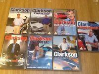 Jeremy Clarkson dvd's