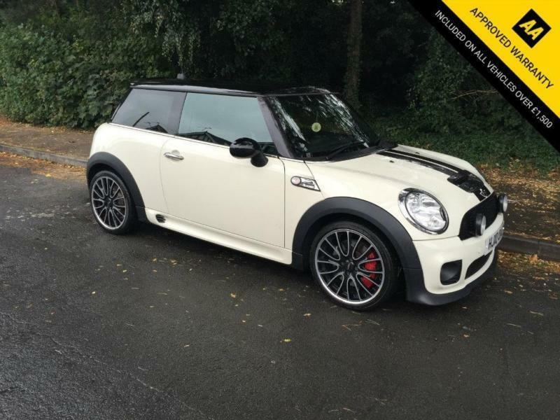 2010 MINI HATCH JOHN COOPER WORKS 1.6 (ONE OWNER FROM NEW)