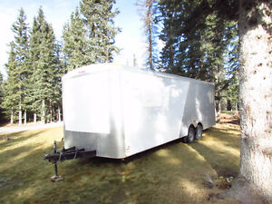Mirage Enclosed Trailer 8.5x24