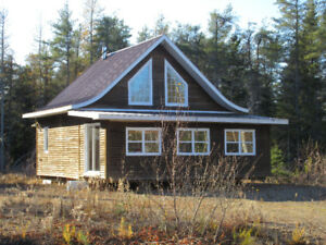 Camp + Over 2 acres in Pointe Sapin