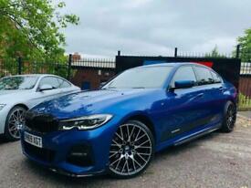 2019 BMW 3 Series 3.0 330d M Sport Auto (s/s) 4dr