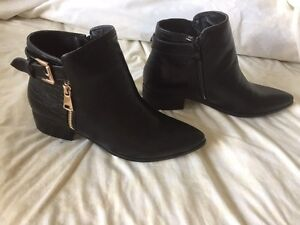 Black Size 9 Boots