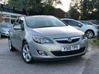 2010 Vauxhall Astra 1.6 16v SRi Auto 5dr Hatchback Petrol Automatic