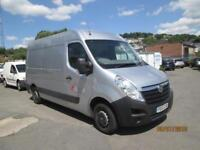 2013 Vauxhall Movano 2.3CDTI 16v ( 100ps ) 3300 WINDOW CLEANING *** NO VAT ***