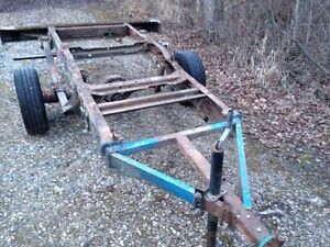 Trailer Frame For Sale Strathcona County Edmonton Area image 1
