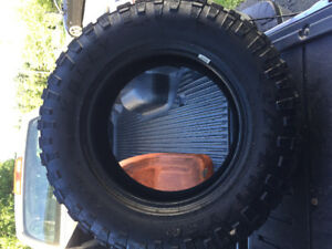 18 inch Safari TSR Truck tires