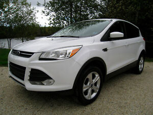 2013 Ford Escape SE 4WD-1 Owner-Lease Return-Accident Free