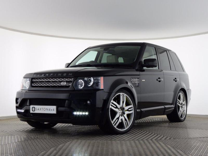 2009 land rover range rover sport 5 0 v8 supercharged hse 5dr in chelmsford essex gumtree. Black Bedroom Furniture Sets. Home Design Ideas