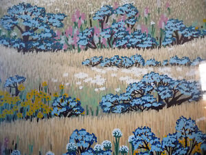 "Signed Serigraph by Louise Dandurand ""Celebration of Summer"" Stratford Kitchener Area image 7"