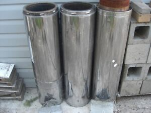 STAINLESS STEEL STOVE PIPE