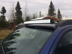 40 inch UE curved light bar. Prince George British Columbia image 1