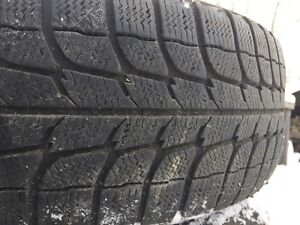 Ford Taurus X-ice Winter tires 205/70R15 on rims 5x108