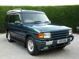 image for 1999 LAND ROVER DISCOVERY 1 LIMITED EDITION 50TH ANNIVERSARY ONLY 36,000 MILES !
