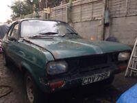 Vauxhall Forenza Classic