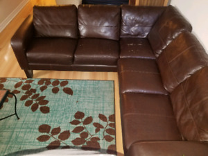 Sectional couch / divan a section
