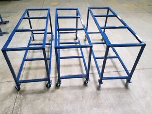 Heavy duty metal work benches for sale
