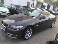 2010 BMW 3 Series 325i 3.0 AUTO Convertible **12 MONTHS FREE WARRANTY**
